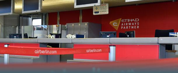 Air Berlin Schalter
