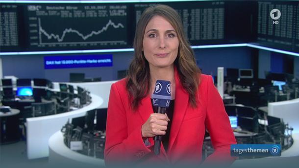 Anja Kohl präsentiert die aktuellen Börsennews