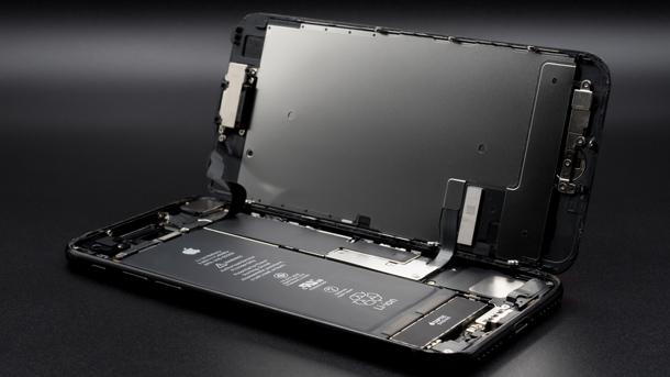 iPhone-Inneres