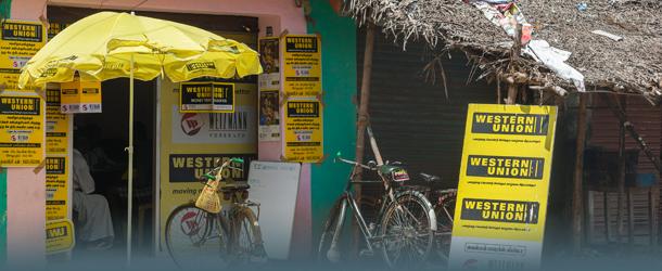 Western Union Indien