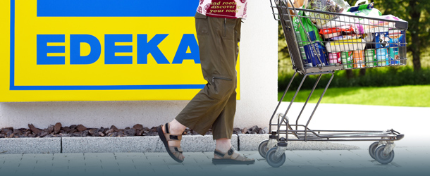 Edeka-Supermarkt