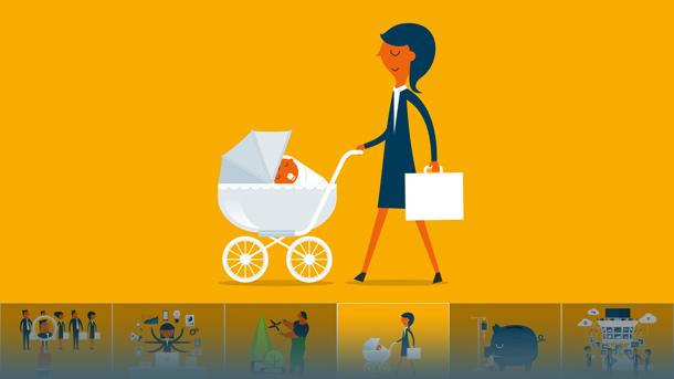 Kinderbetreuung kostet Geld
