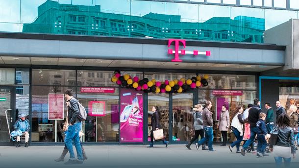 Telekom-Laden