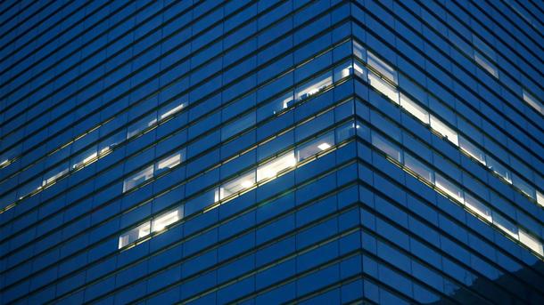 Büroturm