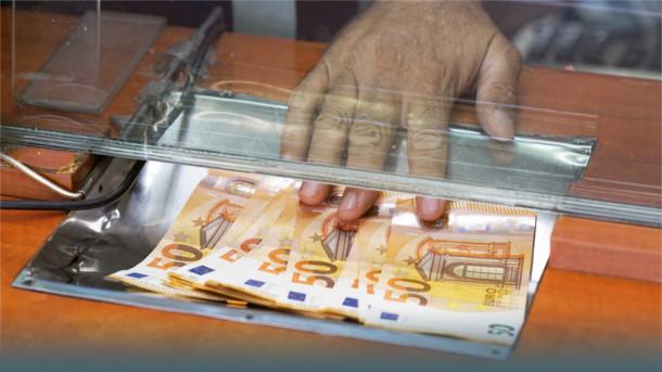 Geld Auf Girokonto Einzahlen