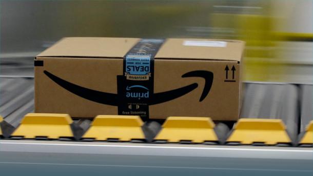 Amazon-Kreditkarte