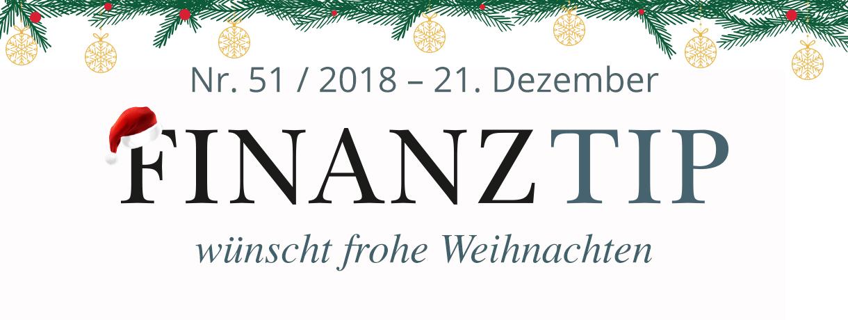 Nr. 51 / 2018 - 21. Dezember