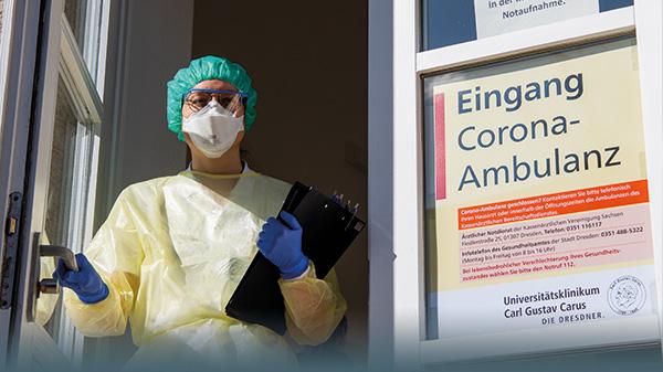 Börsen runter, Schulen dicht, Geisterspiele: Leben mit dem Coronavirus
