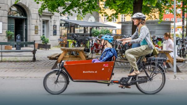 Lastenrad, E-Bike, Rennrad: Versicherung mit Vollkasko