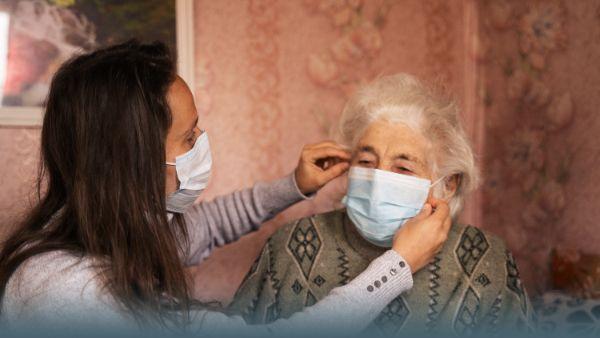Pflege in Zeiten von Corona: So verschaffst Du Dir etwas Luft