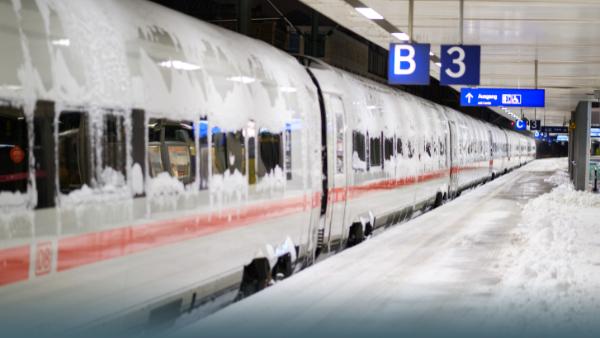 Deutsche Bahn: Geld zurück – ab Juni auch online