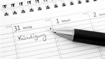 Gesetzliche Kündigungsfrist Fristen Für Arbeitnehmer Und