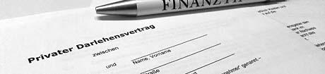 Privater Darlehensvertrag Muster Für Privatkredit Jetzt